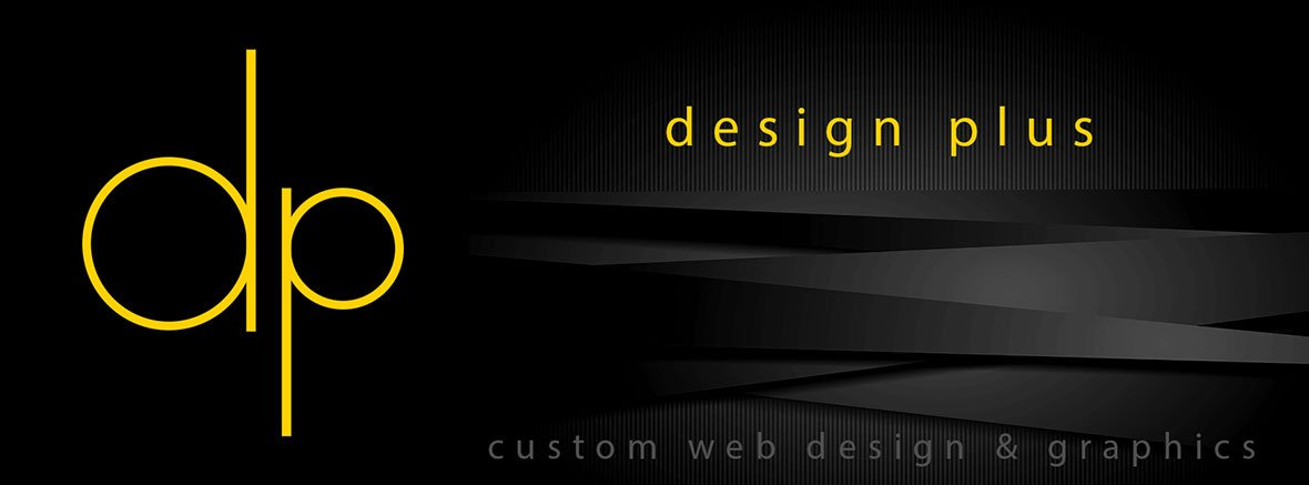 Design Plus Web banner